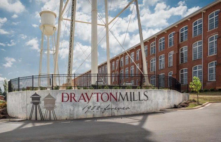 Drayton Mills - It's All Here